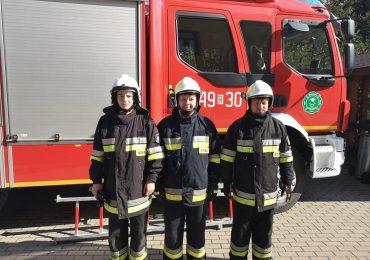 Nowi strażacy-ratownicy w naszych szeregach