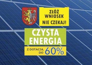 Czysta energia - dodatkowy nabór