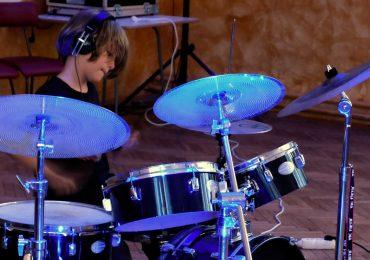 Mateusz Komusiński - Koncert młodego perkusisty