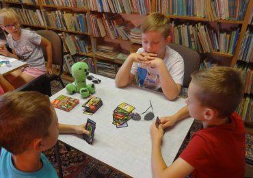 Wakacyjne rozmaitości – biblioteczne możliwości