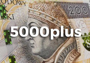 5000 plus dla OSP