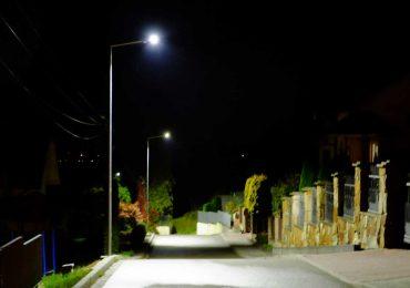 Oświetlenie na ul. Ks. W. Sarny