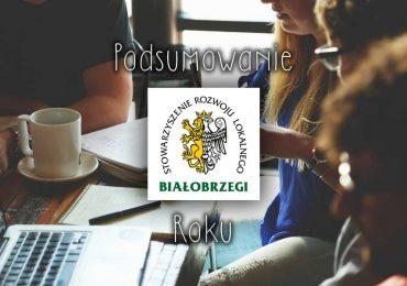Działalność Stowarzyszenia - podsumowanie roku