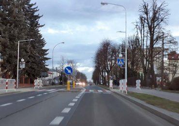 Zmodernizowano przejście na ul. Krakowskiej