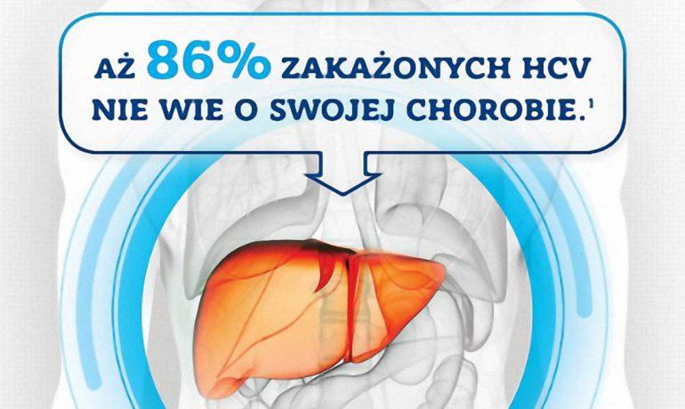 Bezpłatne testy anty-HCV dla mieszkańców Podkarpacia