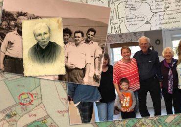Białobrzeżanie w Ameryce - poszukiwanie korzeni