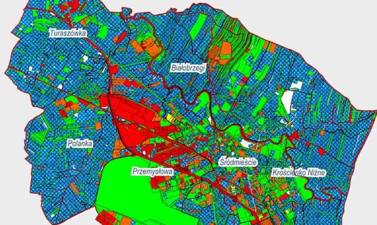 Informacja dla właścicieli lub posiadaczy nieruchomości w Krośnie