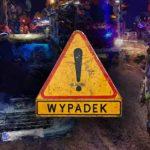 Wypadek na ul. Krakowskiej