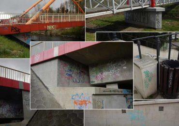 Pomóż w ujęciu sprawcy pseudograffiti
