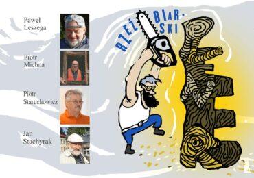 """Zaproszenie na """"Plener Rzeźbiarski Białobrzegi 2020"""""""