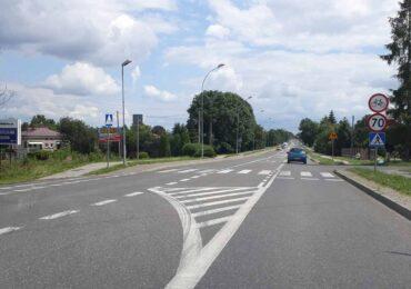 Dodatkowe przejście dla pieszych na ul. Krakowskiej