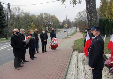 Obchody Narodowego Święta Niepodległości i 100-lecie Pomnika przy ul. Krakowskiej