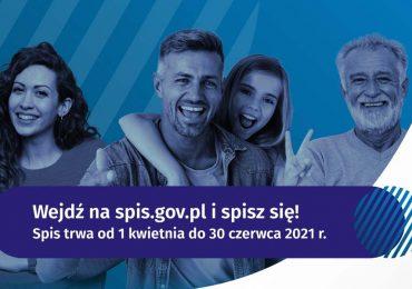 1 kwietnia rusza Narodowy Spis Powszechny Ludności i Mieszkań 2021