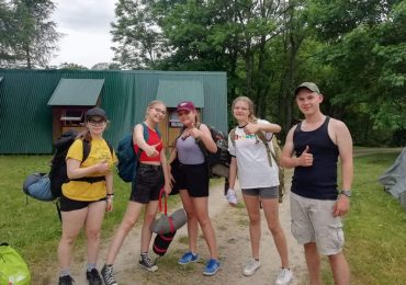 Przygotowania do obozu