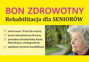 Darmowa Rehabilitacja dla Seniorów