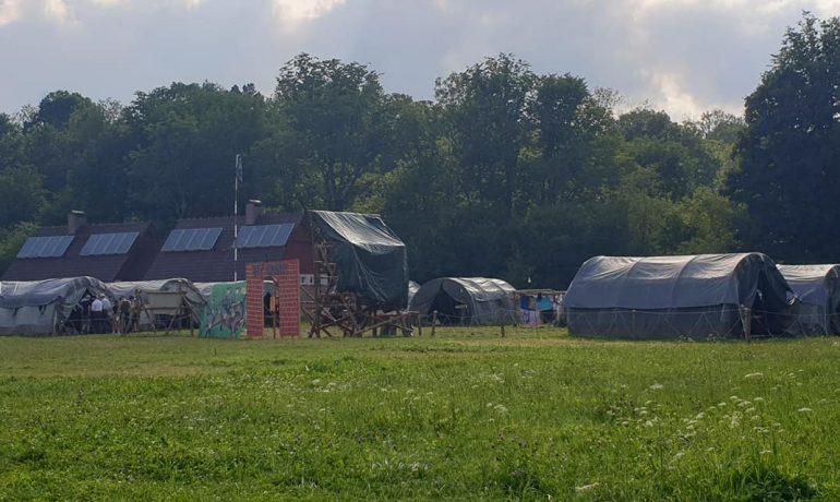 Zapraszamy na krótką relację z obozu w Woli Michowej