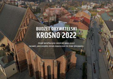 Poznaj projekty – Budżet Obywatelski 2022